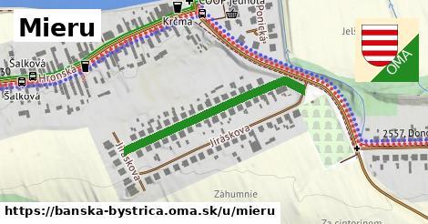 ilustrácia k Mieru, Banská Bystrica - 342m