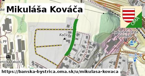 ilustračný obrázok k Mikuláša Kováča, Banská Bystrica