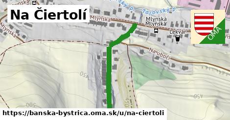 ilustračný obrázok k Na Čiertolí, Banská Bystrica