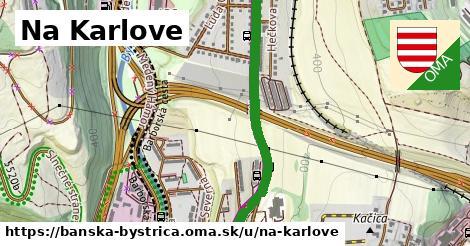 ilustračný obrázok k Na Karlove, Banská Bystrica