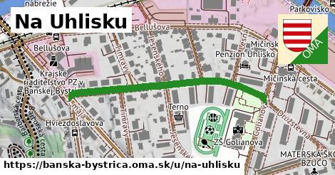 ilustračný obrázok k Na Uhlisku, Banská Bystrica