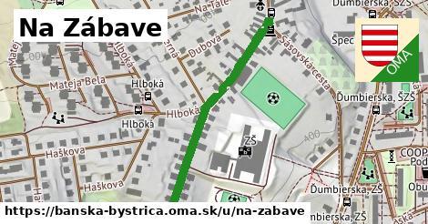 ilustračný obrázok k Na Zábave, Banská Bystrica