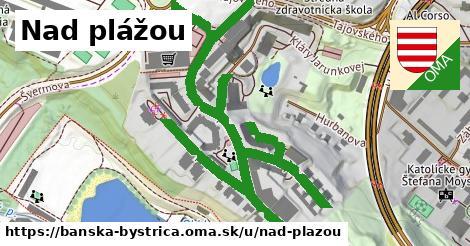 ilustračný obrázok k Nad plážou, Banská Bystrica