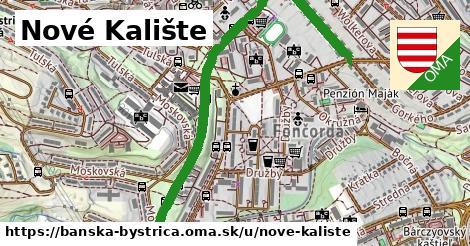 ilustračný obrázok k Nové Kalište, Banská Bystrica