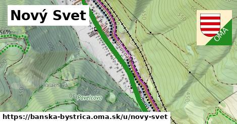 ilustračný obrázok k Nový Svet, Banská Bystrica