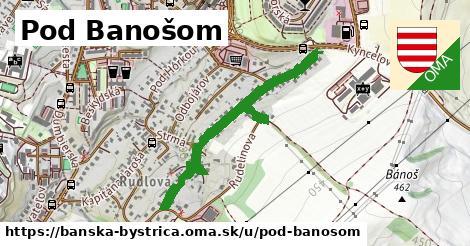 ilustrácia k Pod Banošom, Banská Bystrica - 0,71km