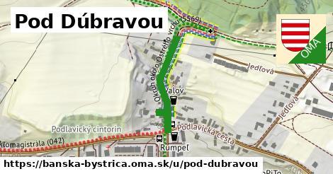 ilustračný obrázok k Pod Dúbravou, Banská Bystrica