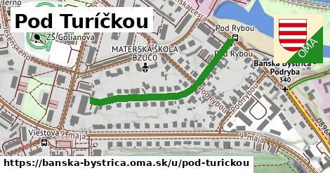 ilustračný obrázok k Pod Turíčkou, Banská Bystrica
