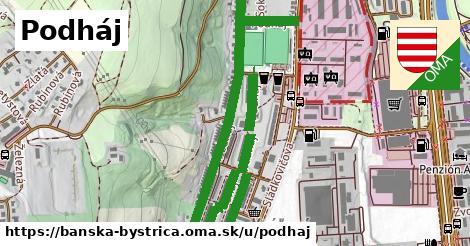 ilustračný obrázok k Podháj, Banská Bystrica