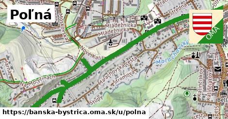 ilustračný obrázok k Poľná, Banská Bystrica