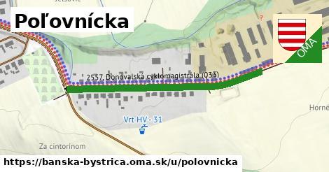 ilustračný obrázok k Poľovnícka, Banská Bystrica