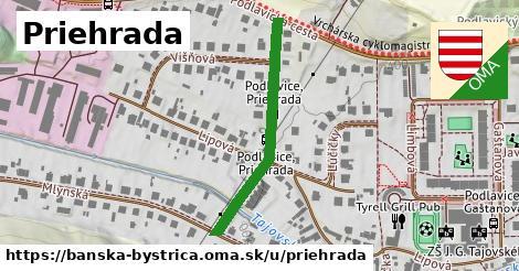 ilustračný obrázok k Priehrada, Banská Bystrica