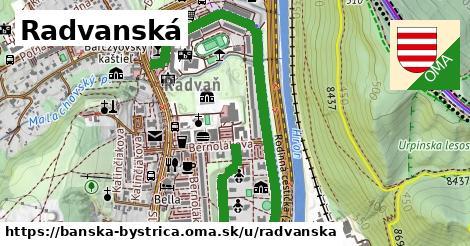 ilustračný obrázok k Radvanská, Banská Bystrica