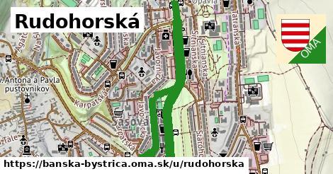 ilustračný obrázok k Rudohorská, Banská Bystrica