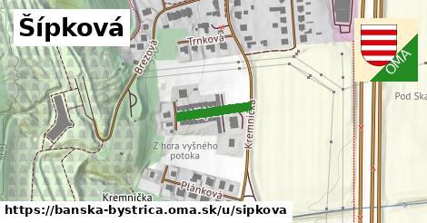 ilustrácia k Šípková, Banská Bystrica - 132m
