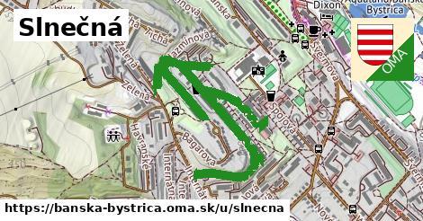 ilustračný obrázok k Slnečná, Banská Bystrica
