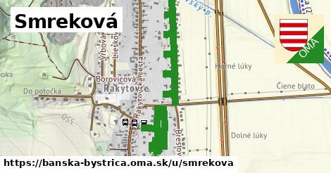 ilustračný obrázok k Smreková, Banská Bystrica
