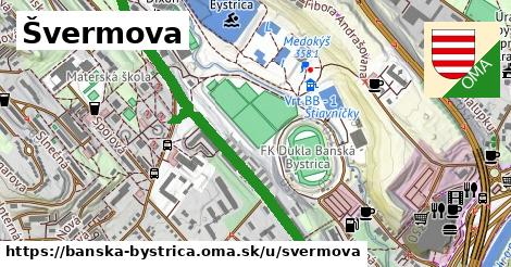 ilustračný obrázok k Švermova, Banská Bystrica