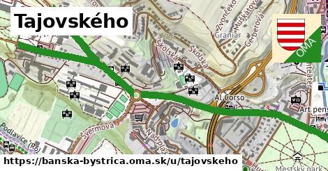 ilustrácia k Tajovského, Banská Bystrica - 1,90km