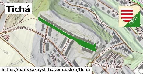 ilustrácia k Tichá, Banská Bystrica - 439m
