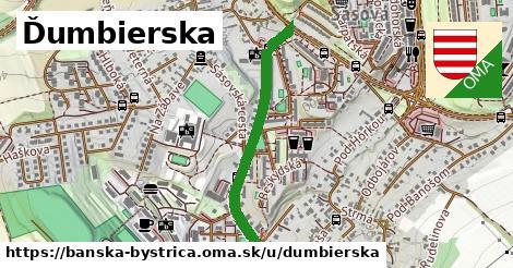 ilustrácia k Ďumbierska, Banská Bystrica - 610m