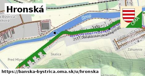 ilustrácia k Hronská, Banská Bystrica - 1,40km