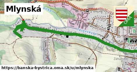ilustrácia k Mlynská, Banská Bystrica - 1,77km