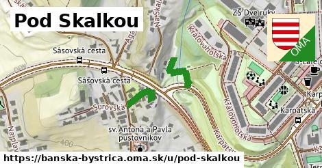 ilustrácia k Pod skalkou, Banská Bystrica - 190m