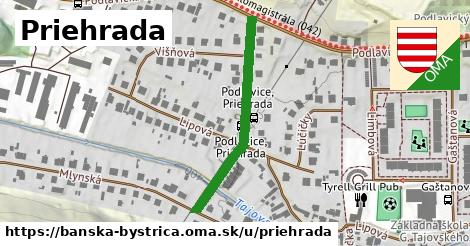 ilustrácia k Priehrada, Banská Bystrica - 333m
