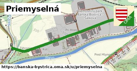 ilustrácia k Priemyselná, Banská Bystrica - 1,30km