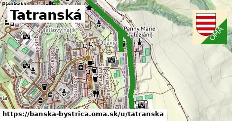 ilustrácia k Tatranská, Banská Bystrica - 1,60km
