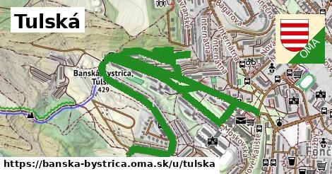 ilustrácia k Tulská, Banská Bystrica - 2,7km