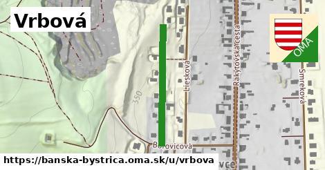 ilustrácia k Vrbová, Banská Bystrica - 276m
