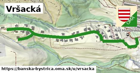 ilustračný obrázok k Vršacká, Banská Bystrica