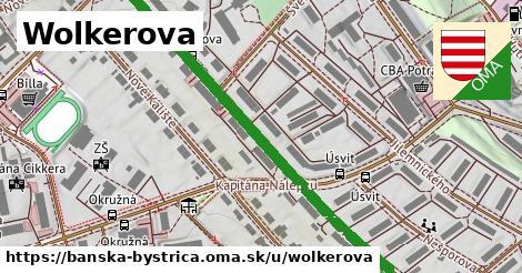 ilustračný obrázok k Wolkerova, Banská Bystrica