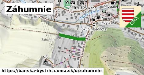 ilustračný obrázok k Záhumnie, Banská Bystrica