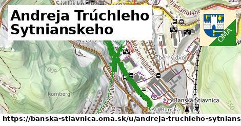ilustračný obrázok k Andreja Trúchleho - Sytnianskeho, Banská Štiavnica