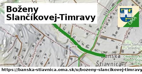ilustrácia k Boženy Slančíkovej-Timravy, Banská Štiavnica - 446m