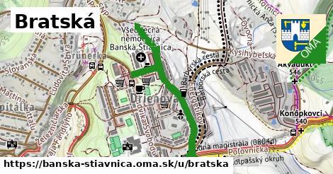 ilustrácia k Bratská, Banská Štiavnica - 0,94km