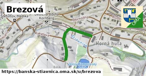 ilustrácia k Brezová, Banská Štiavnica - 377m