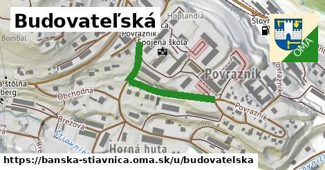 ilustračný obrázok k Budovateľská, Banská Štiavnica