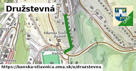 ilustračný obrázok k Družstevná, Banská Štiavnica