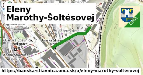 ilustračný obrázok k Eleny Maróthy-Šoltésovej, Banská Štiavnica