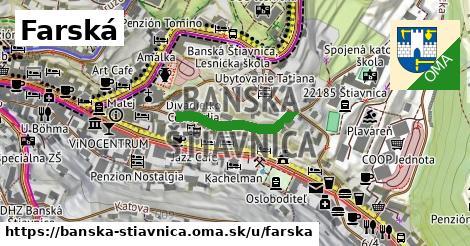 ilustrácia k Farská, Banská Štiavnica - 193m