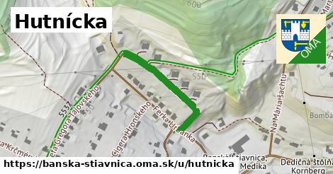 ilustračný obrázok k Hutnícka, Banská Štiavnica