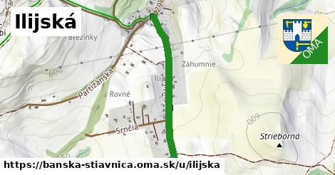 ilustračný obrázok k Ilijská, Banská Štiavnica