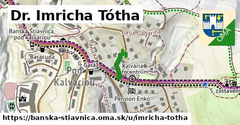 ilustračný obrázok k Dr. Imricha Tótha, Banská Štiavnica