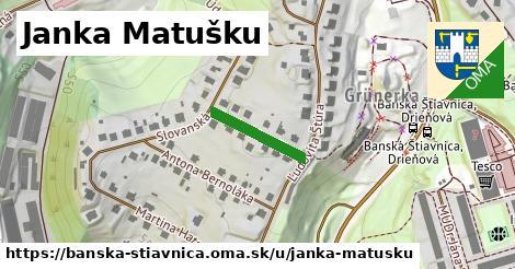 ilustrácia k Janka Matušku, Banská Štiavnica - 154m