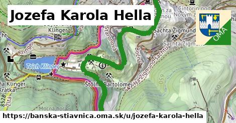 ilustrácia k Jozefa Karola Hella, Banská Štiavnica - 1,67km