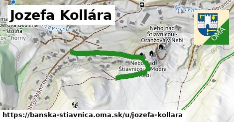 ilustračný obrázok k Jozefa Kollára, Banská Štiavnica